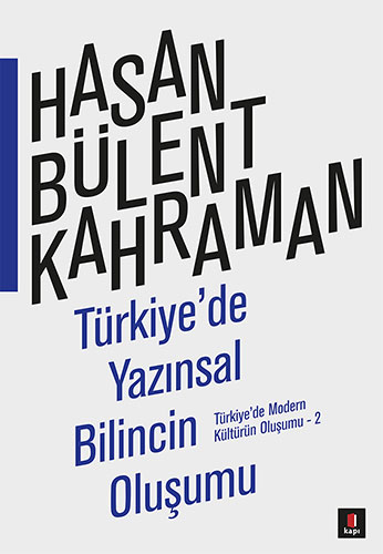 Türkiye'de Yazınsal Bilincin Oluşumu