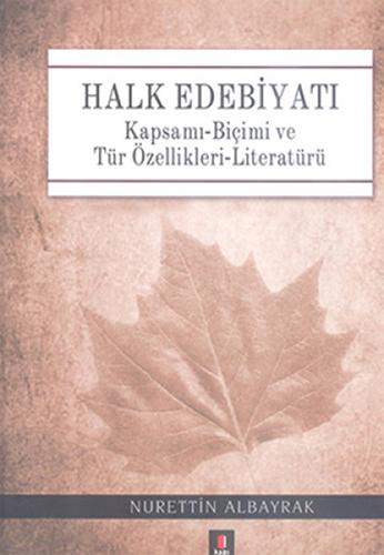 Halk Edebiyatı (Ciltli)
