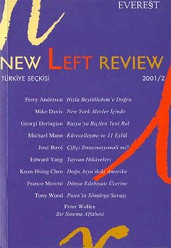 New Left Review 2001/2