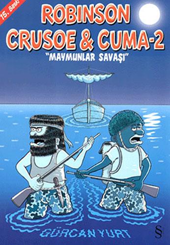 Robinson Cruose & Cuma - 2