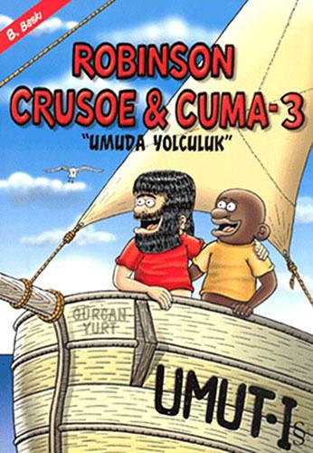 Robinson Cruose & Cuma - 3