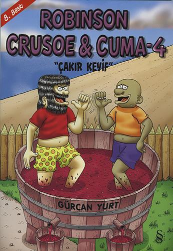 Robinson Crusoe & Cuma - 4