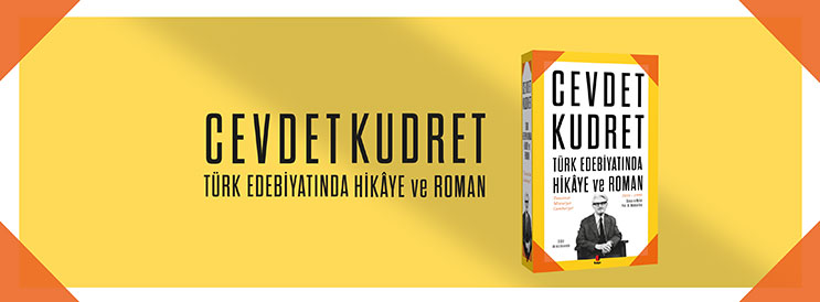 Türk Edebiyatında Hikaye ve Roman Cevdet Kudret